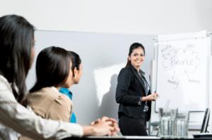 Business presentation courses